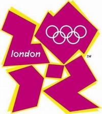 London displays jigsaw-style 2012 Olympics logo