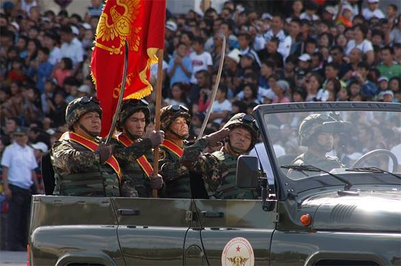 Kazakhstan and Kyrgyzstan will not hold Victory parades in 2016. 57920.jpeg