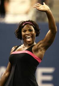 Justine Henin beats Serena Williams in U.S. Open quarterfinals