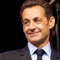 Nicolas Sarkozy Hospitalized after Collapsing