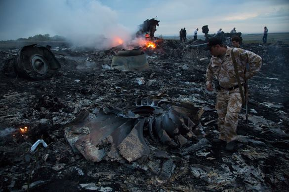 Britain: MH17 was lead to catastrophe by Americans. MH 17