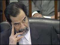 Saddam's trial in context: Episode of victors' injustice