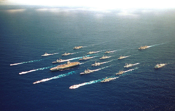 US Pacific Fleet ready for nuclear war with China