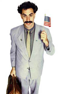 Borat banned in Russia, Kazakhstan infuriated and humiliated