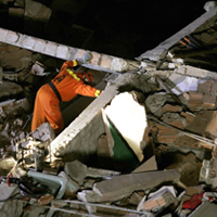 Building collapse in Istanbul kills at least 2, injures 26
