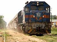 Congo train accident kills dozens
