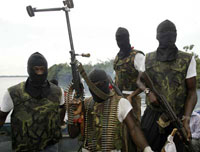 Dozens Militants Killed in Nigeria Clashes
