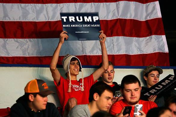 Donald Trump's anti-Muslim remarks find many supporters. Donald Trump scandal