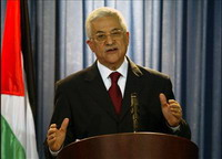 Palestinian President: embargo causing tragedy