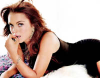Lindsay Lohan takes care of her personal health in LA