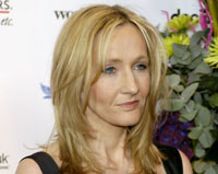 JK Rowling completes her new book