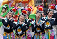 China Celebrates 60 Years Under Communist Rule in Traditional Way