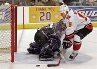 Anaheim Ducks wins over Los Angeles Kings