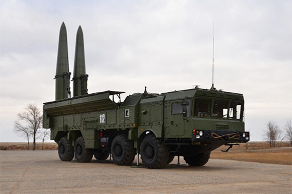 Europe begs Russia to remove Iskander missiles from Kaliningrad. 59927.jpeg