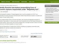 Anti-Russian petition in USA receives over 25,000 signatures. 48928.jpeg