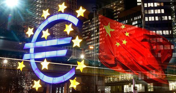 China determined to take European Union under political and economic control. 60928.jpeg