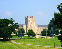 Virginia Tech students return to campus