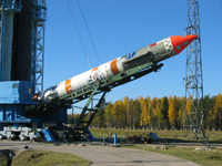 Russia's top secret spaceport no longer secret