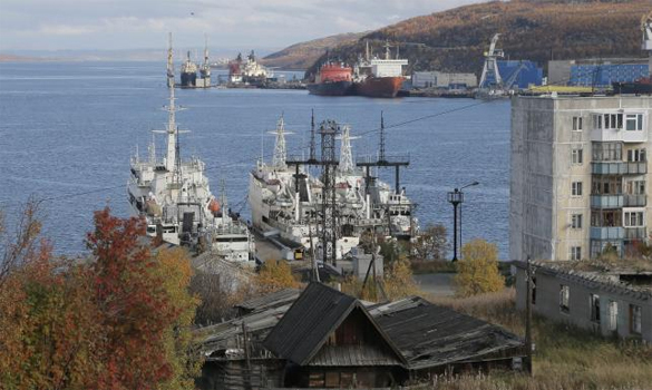 Murmansk region in the forefront of developing Arctic. Murmansk