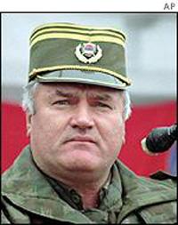 Ratko Mladic's case: crimes fugitive general is protected security network loyal to President Slobodan Milosevic