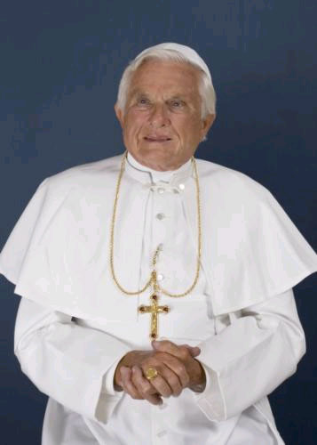 Pope Benedict XVI: only marriage between men and women was the basis for a healthy society