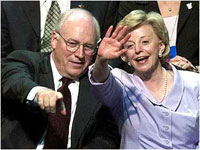 Dick Cheney is eighth cousin of Barack Obama