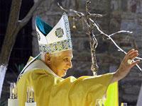 Pope Benedict XVI to visit US in April