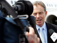 Tony Blair as negotiator: New mission impossible