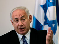 Israeli Defense Minister Barak Meets Palestinian PM Fayyad in Jerusalem