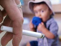 Tobacco Smoke Worsens Kids' Behaviour