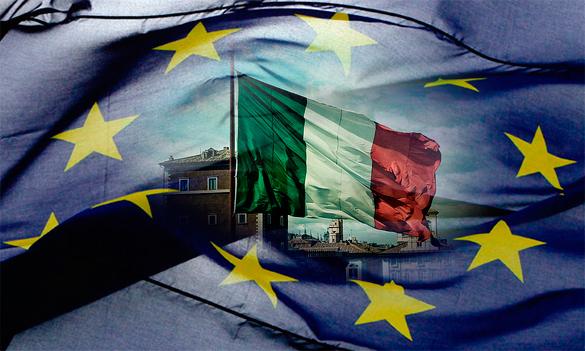 Italy says no to Obama's waitress Merkel. Italy
