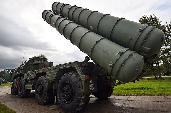 Turkey finalises deal to purchase S-400 air defence systems from Russia. 60933.jpeg