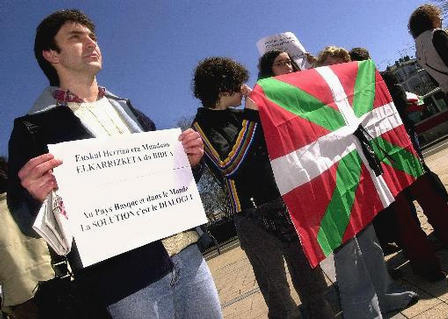 New Basque party banned