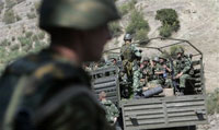 OSCE sends 20 military observers to Georgia