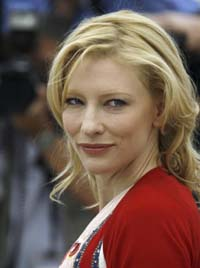 Actress Cate Blanchett hints film acting may take back seat to theater role