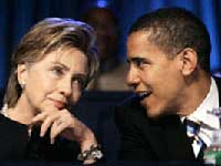 Obama, Clinton camps accuse each other of nasty campaigning
