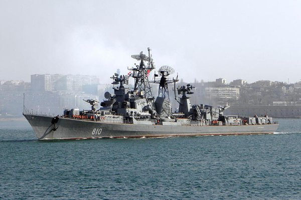 Russia-Turkey war of excuses. Russian warship