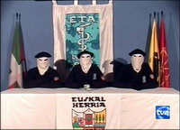 Basque separatist party can't propose its candidates in elections