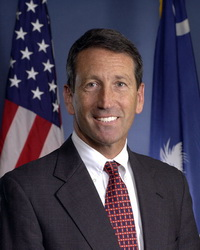 Mark Sanford Charged with Breaking State Ethics Laws