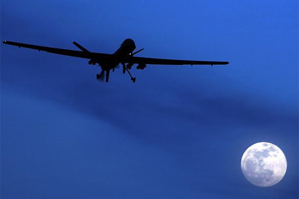 Is it ok to use drones to kill civilians?. Drone attacks