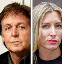 Mills McCartney blames Paul and speaks out against tabloid
