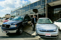 Auto Sales Fall in U.S. after Summer's Cash for Clunkers