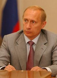 Putin makes proposal on Iran's nuclear program