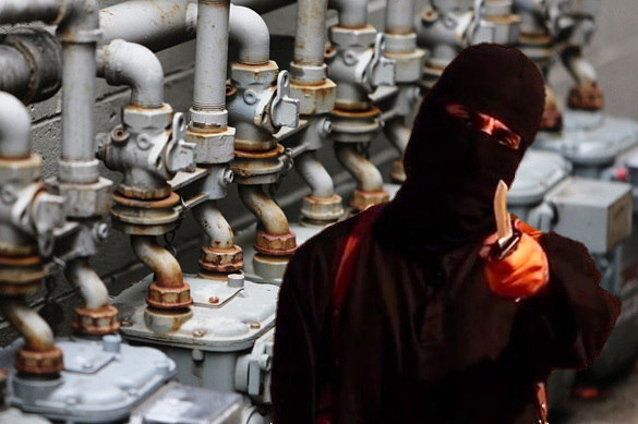 ISIS prepares chemical attack on Europe. ISIS
