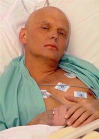 Litvinenko's death