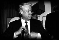 Chronology of Boris Yeltsin's career