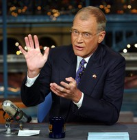 David Letterman Has to Reveal Some