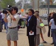CBS: Cameraman, soundman killed in Iraq, correspondent in critical condition