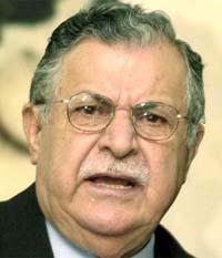 Talabani: PKK acting against Kurdish interests