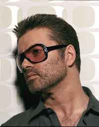 George Michael Arrested After Crashing His Car into London Store